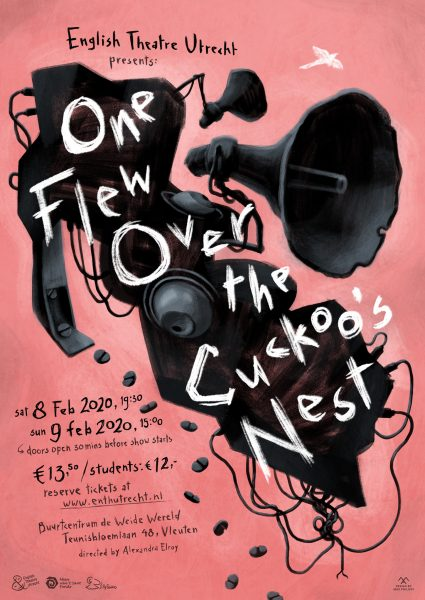 One Flew Over the Cuckoo's Nest poster digital v4